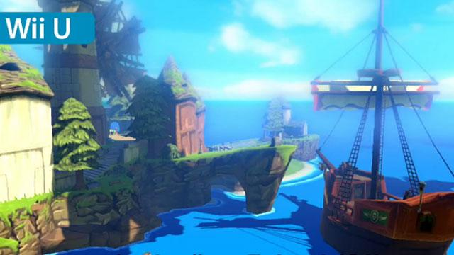 'Zelda: Wind Waker' Game to Go HD