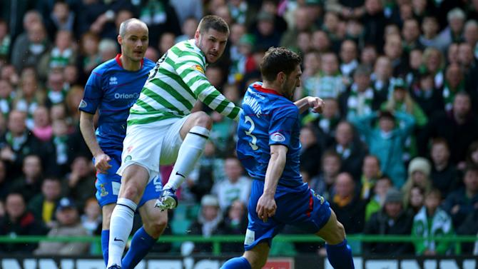 Celtic v Inverness Caledonian Thistle - Scottish Premier League