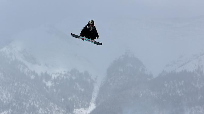 U.S. Snowboarding and Freeskiing Grand Prix - Day 5