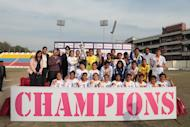 Manipur based Eastern Sporting Union won the final 3-0 over Odisha's Rising Student's Club...