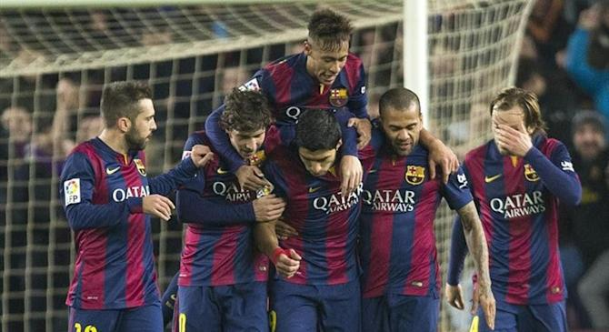 Video: Barcelona vs Elche