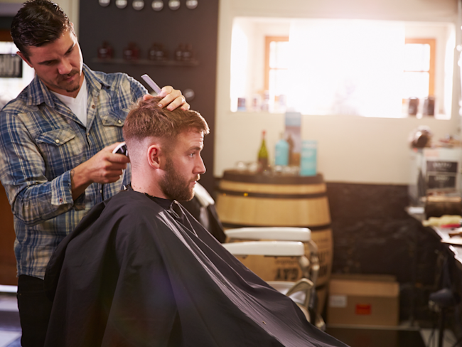 ... days before a big event you should get a haircut - Yahoo India Finance
