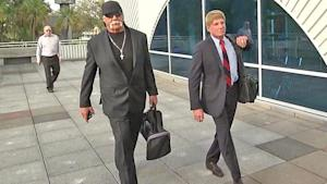Hulk Hogan Takes the Stand in Sex Tape Trial