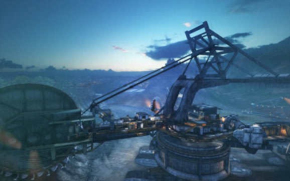 The next Call of Duty: Ghosts map pack is coming April 3 — with a giantKraken