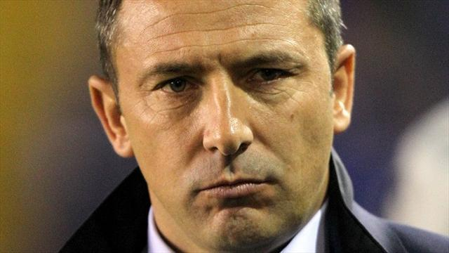Scottish Premiership - McInnes expected Partick success