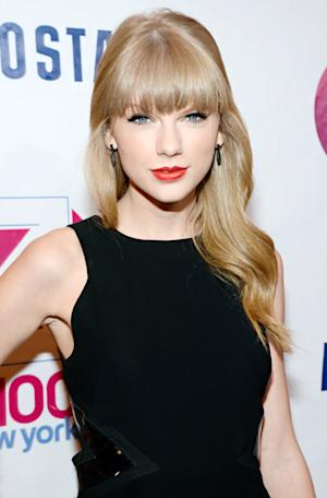 Taylor Swift Named 2012's Most Charitable Celebrity