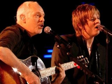 "Terry McDermott and Peter Frampton: ""Baby I Love Your Way"""