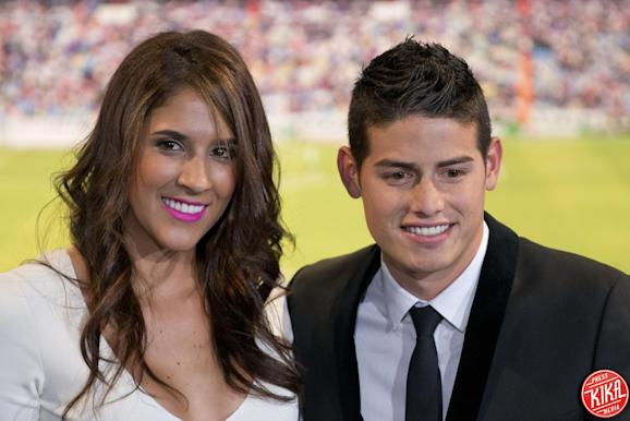 Image result for James Rodriguez's girlfriend