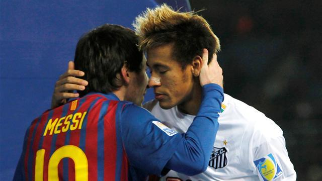 Liga - Cruyff: Barcelona should sell Messi now they have Neymar