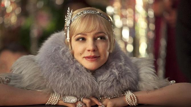 "This film publicity image released by Warner Bros. Pictures shows Carey Mulligan as Daisy Buchanan in a scene from ""The Great Gatsby."" (AP Photo/Warner Bros. Pictures, Matt Hart)"