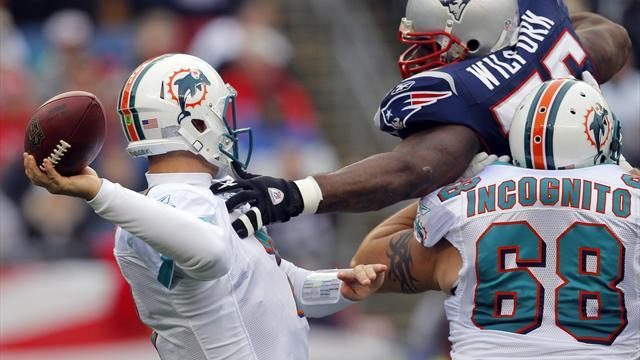 American Football - Incognito to remain suspended during Dolphins investigation