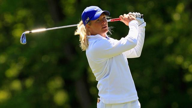 Golf: Pettersen denies Matthew in play-off