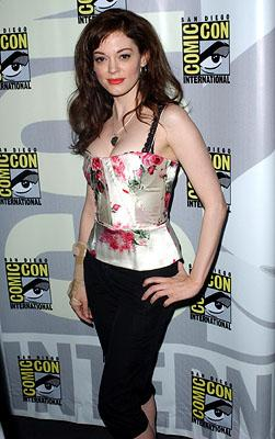 Rose McGowan San Diego Comic-Con - 7/22/2006