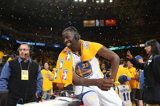 Warriors roll past Grizzlies 101-86 in Game 1 of West semis