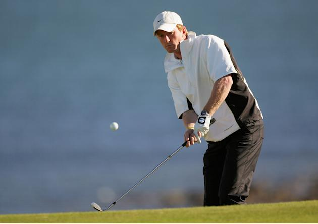 Dunhill Links Championships - Round One