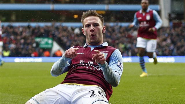 Premier League - Weimann signs new Aston Villa deal