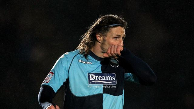 Wycombe place Ainsworth in charge