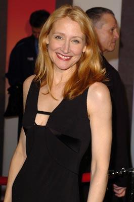 Patricia Clarkson at the LA premiere of Disney's Miracle