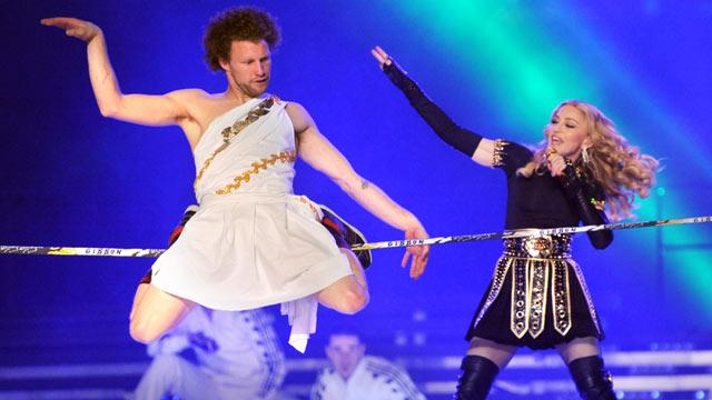 Madonna Slack Line Dancer: Super Bowl Show Was 'Scary'