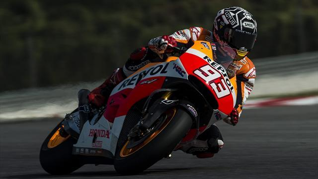 Motorcycling - Marquez limping into the MotoGP season