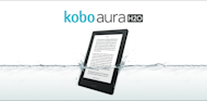 The Kobo Aura H20 is a premium ereader aimed at the hardcore reader who wants to take their books into the back with them