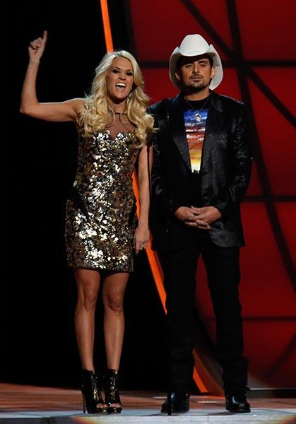 Carrie Underwood in Edition by Georges Chakra