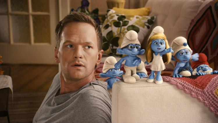 The Smurfs Columbia Pictures 2011