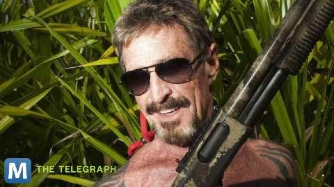 Hollywood's Next Manhunt Blockbuster: John McAfee