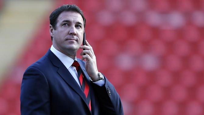 Premier League - Revealed: 'Vile texts' which spelled end for Mackay's Palace hopes