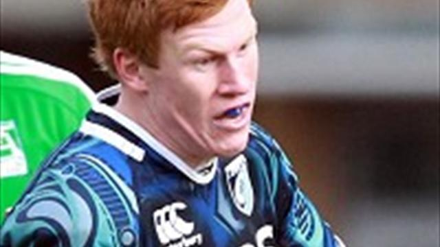 Rugby - Patchell on target in Blues win