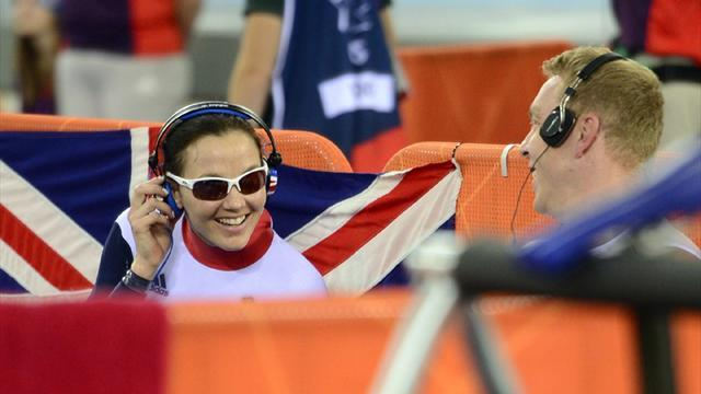 Olympic Games - Pendleton confident over future of GB cycling