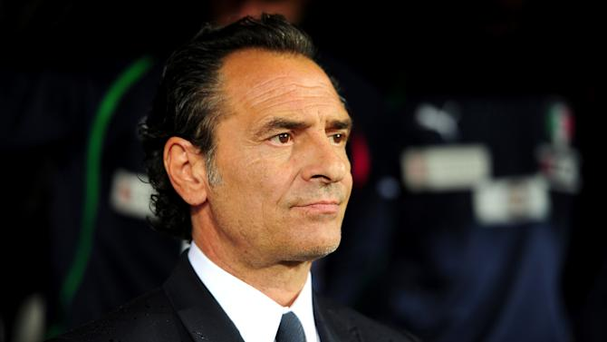 Cesare Prandelli is confident Italy can beat Ireland and advance to the quarter-finals