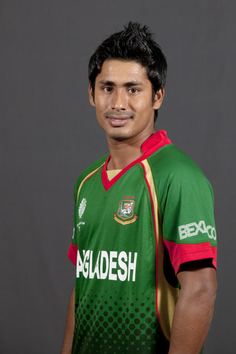2011 ICC World Cup - Bangladesh Portrait Session