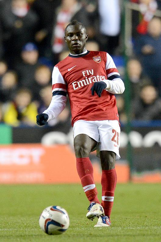 Emmanuel Frimpong is set for a spell in the npower Championship