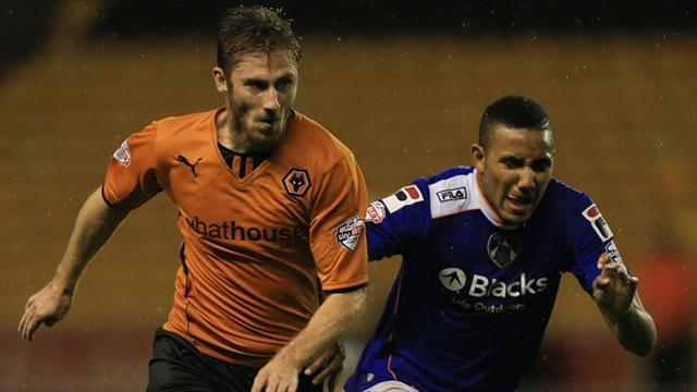 League One - Wolves without Henry for Brentford test