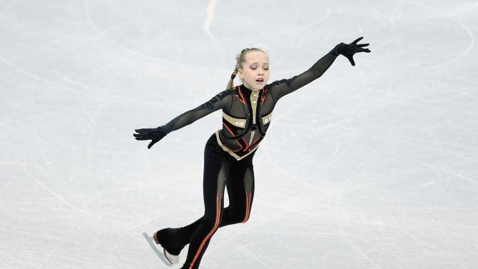 ISU Grand Prix of Figure Skating Final 2012 - Day One