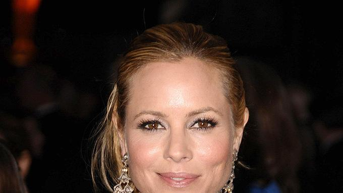 2009 AMPAS Inaugural Governors Awards Maria Bello