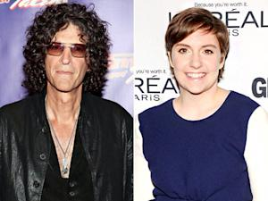Howard Stern Apologizes for Lena Dunham Slam One Day After Girls' Golden Globes Wins