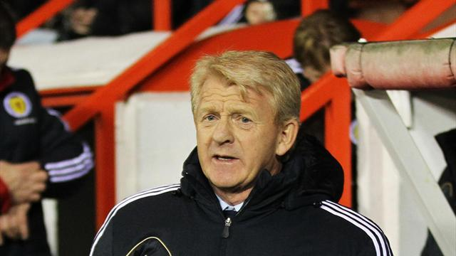 Football - Strachan hails 'incredible experience'