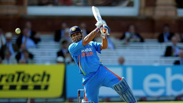 Cricket - India ease to victory