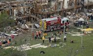 Texas Plant Explosion: Search For Survivors