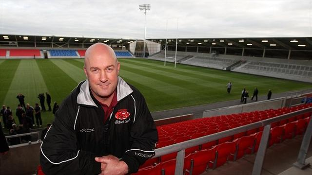Rugby League - Workington appoint Veivers