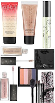 Charlotte Ronson's 'Hamptons Kiss' beauty collection launches at Sephora