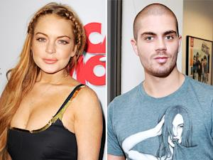 Lindsay Lohan Parties With The Wanted Eight Days After Leaving Rehab