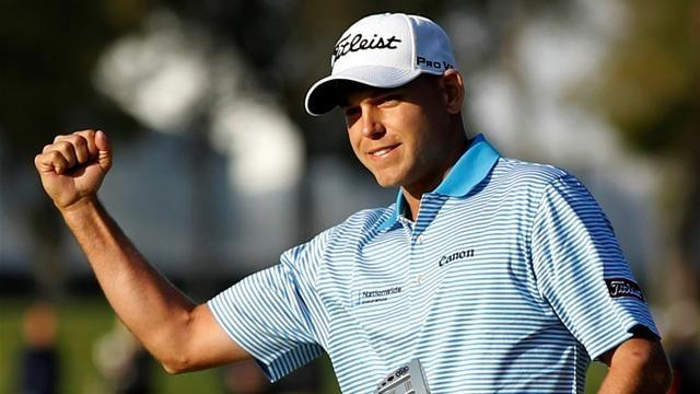 Golf - Haas takes control at Riviera