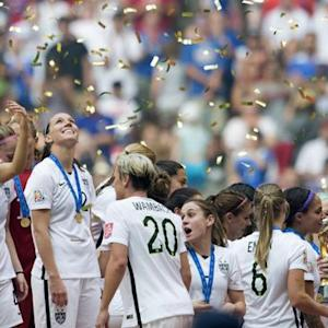 Team USA beats Japan for the Women's World Cup