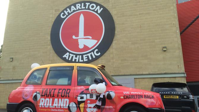Why Charlton fans are so angry that they drove a taxi to Belgium