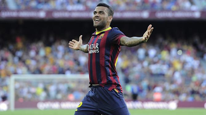 Premier League - Dani Alves says he will play in England next season