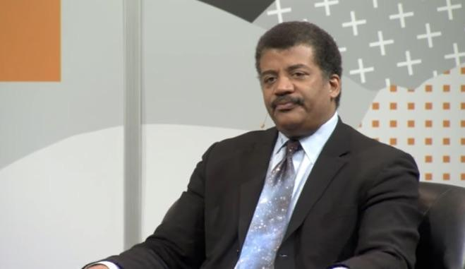 DeGrasse Tyson offends some with Isaac Newton Christmas Day tweet