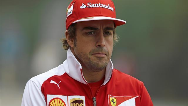 Formula 1 - Alonso frustrated by lack of support